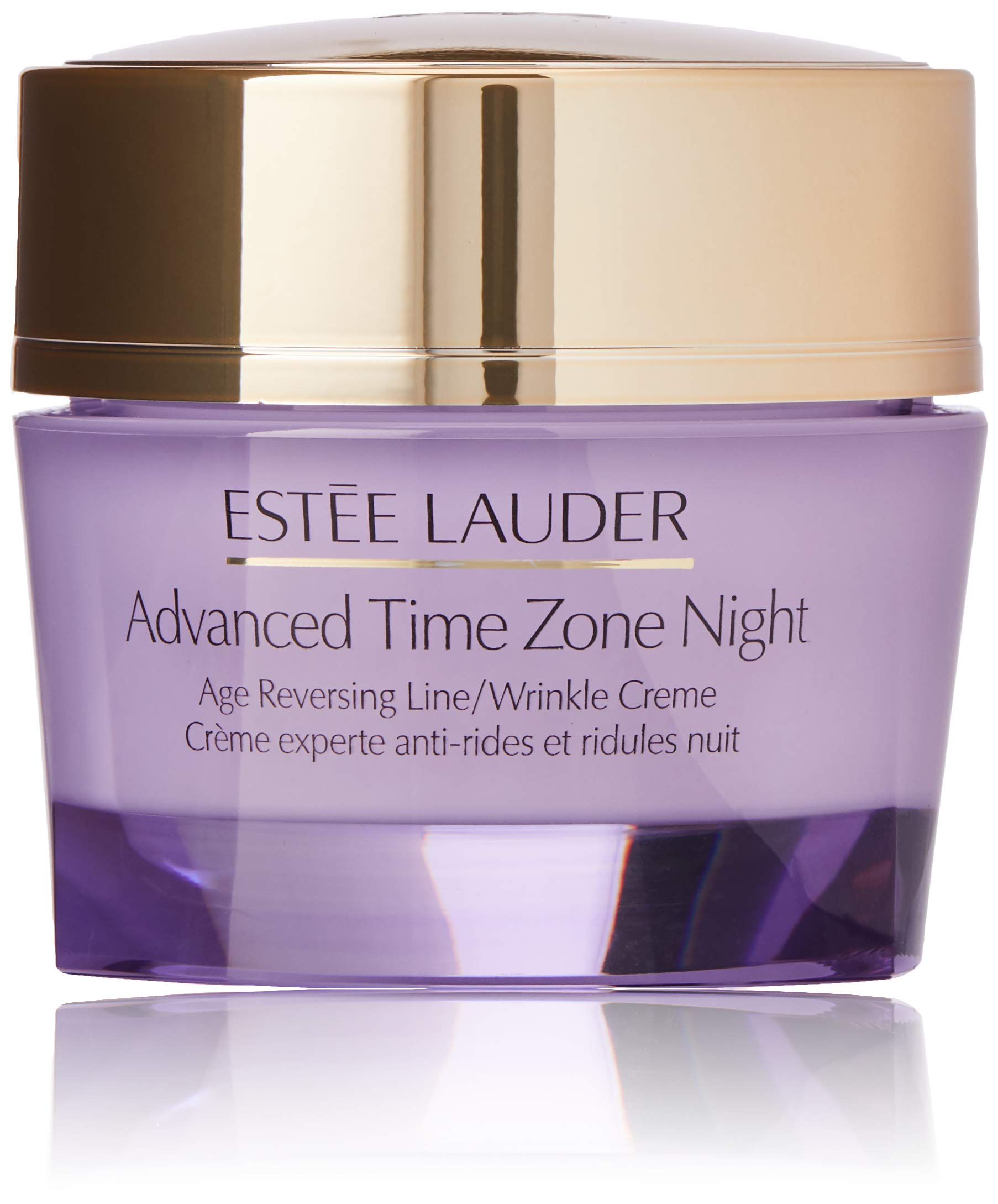 Estee Lauder Advanced Time Zone Night Age Reversing Line/Wrinkle Creme, 1.7 Ounce by Estee Lauder (Image #1)
