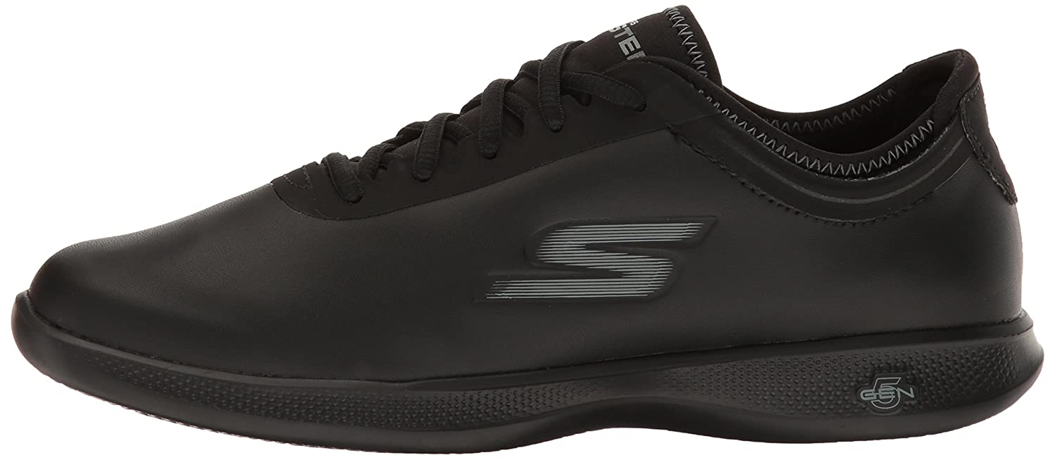 Skechers Performance Damens's Damens's Damens's Go Step Lite-Ovation Walking Schuhe schwarz e720d8