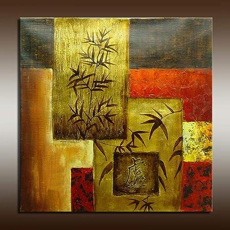 Fhcgyh Art Mural Décoratif Populaire Arbre De Peinture
