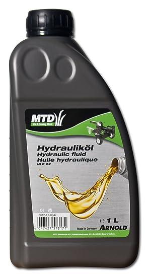 Arnold Hydrauliköl 1 L HLP22 6012-X1-0047