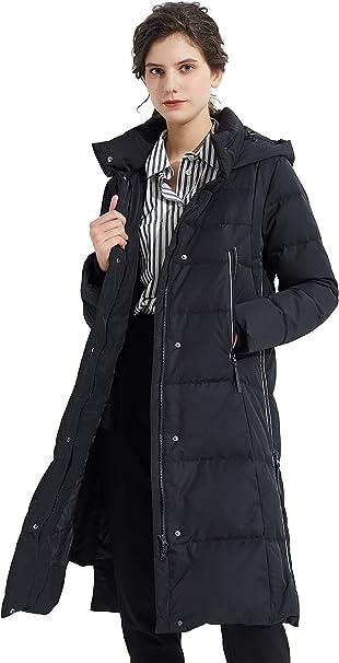Orolay Hombre Chaqueta Gruesa Abrigo de Invierno c/álido