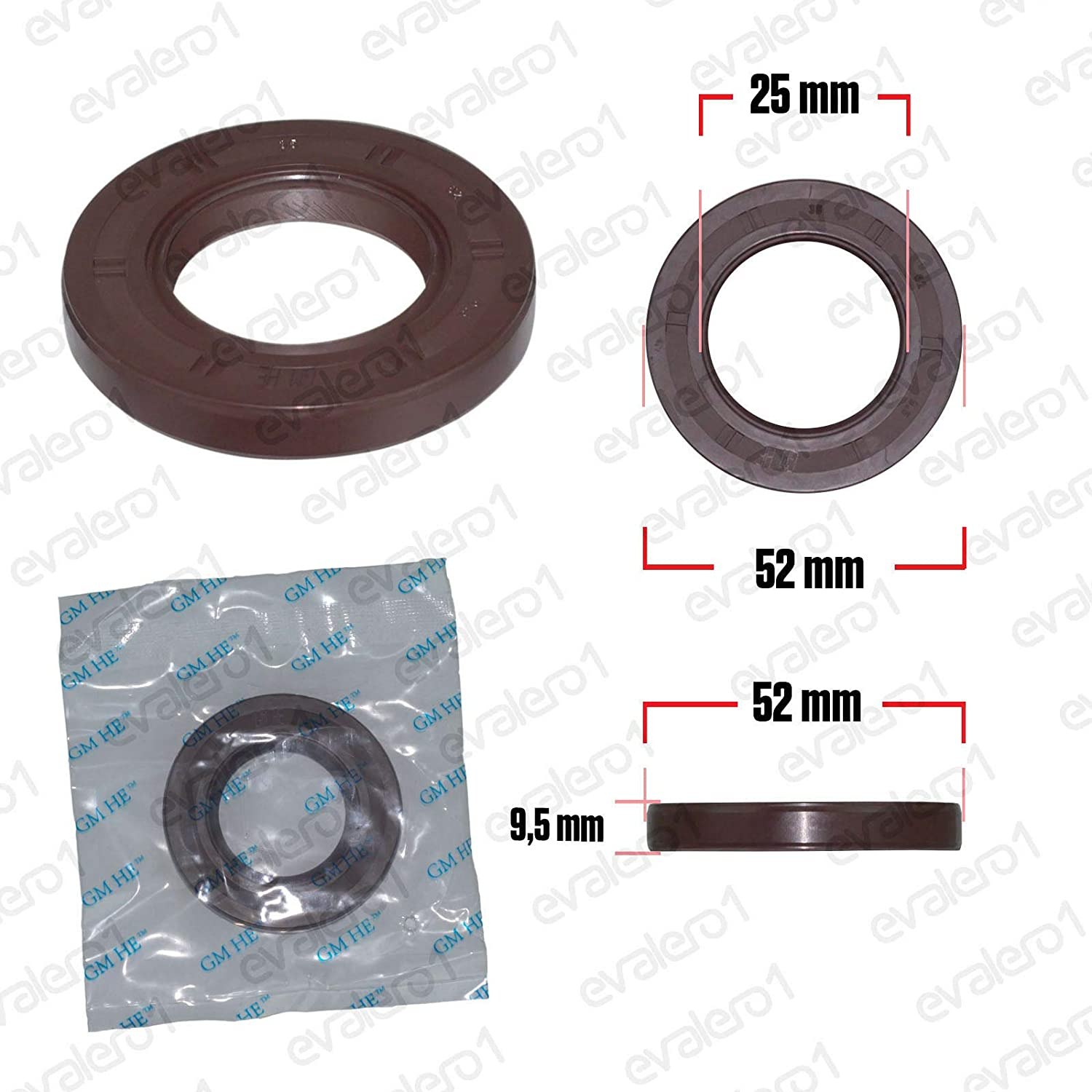 2271 TRANSFER CASE SHIFT SHAFT OIL SEAL 94535473 SPARK 2013-2015