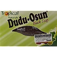 6x150g Dudu-Osun African Black Soap - Batch van 6 zwarte zeep van Tropical Naturals 150 g