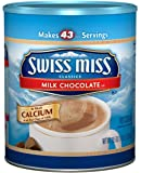 Swiss Miss Hot Cocoa Mix, Milk Chocolate, 28.5 Ounce Canister