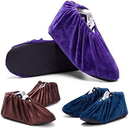 Reusable Non-woven Fabric Shoe Covers Medical Dust-proof Non Slip Boot Cover G