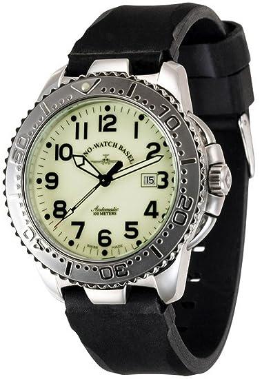 Zeno-Watch Reloj Mujer - Hercules 1 Automática - 4554-s9: Amazon.es: Relojes