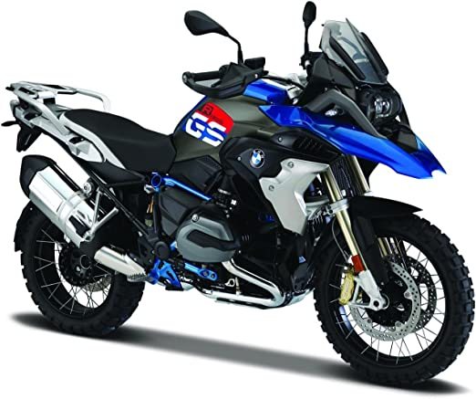 Maisto 1:18 Scale Honda Africa Twin DCT  2017 Motorcycle Diecast Model Toy