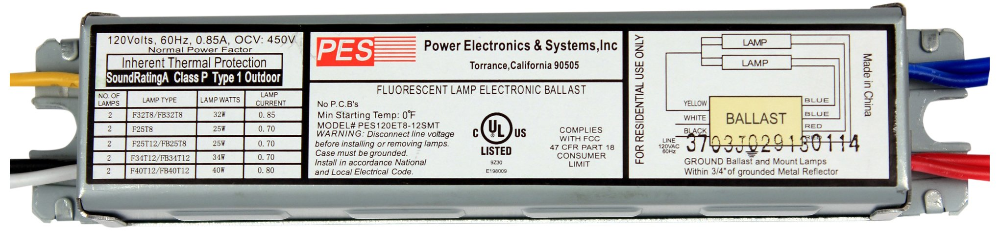 Best Rated in Electrical Ballasts & Helpful Customer Reviews ...