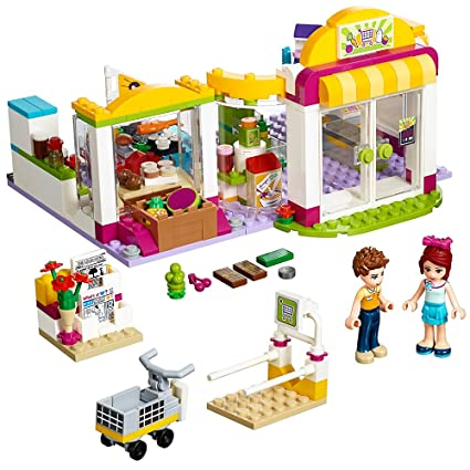 Amazoncom Lego Friends Heartlake Supermarket 41118 Toy For 9 Year