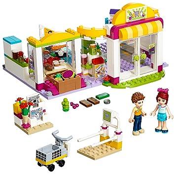 Amazon.com: LEGO Friends Heartlake Supermarket 41118 Toy for 9 ...