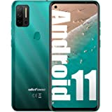Ulefone Note 11P Unlocked Cell Phone New Android 11 P60 Octa core 8GB+128GB Mobile Phone, 48MP Four Rear Camera + 8MP Front C