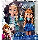 Amazon Com Disney Frozen Toddler Elsa Doll With
