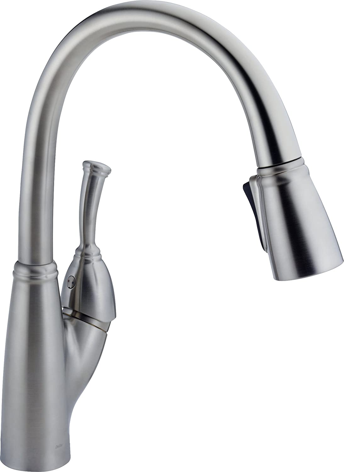 Kitchen Faucets Danze Jasper 1 Handle Pull Down Kitchen Faucet Matte Black