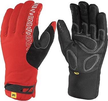 Gr/ö/ße MAVIC Essential Thermo Winter Fahrrad Handschuhe schwarz 2020 XL 11