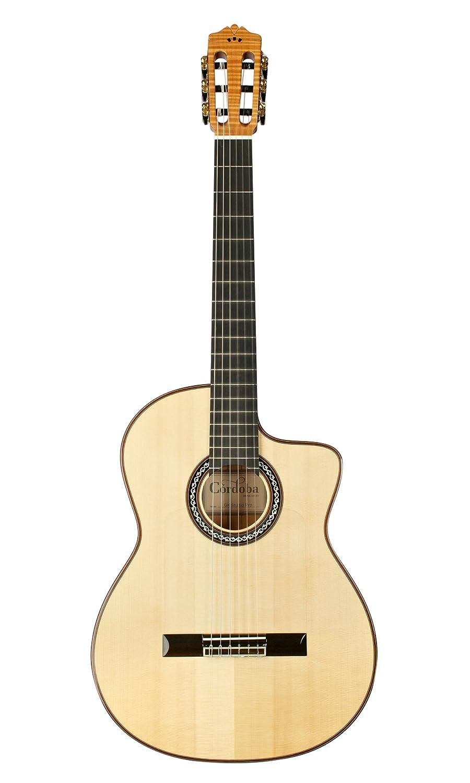 新作 Cordoba Negra フラメンコ クラシックギター IBERIA Pro GK シリーズ GK IBERIA Pro Negra B0090174TK Pro, ニコニコのり:c7d4e300 --- palmistry.woxpedia.com