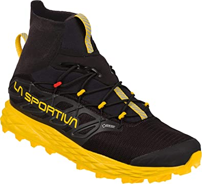 La Sportiva Blizzard GTX Zapatillas de Trail Running Black/Yellow ...
