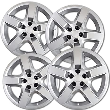 Amazon Com 17 Inch Hubcaps Best For 2008 2011 Chevrolet Malibu