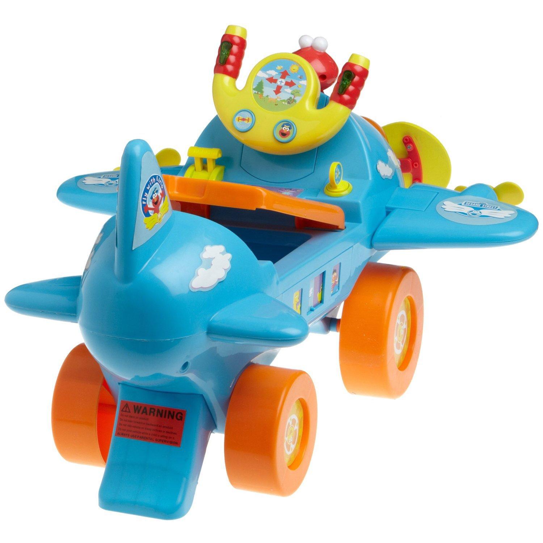 Sesame Fly with Elmo Ride Amazon Toys & Games