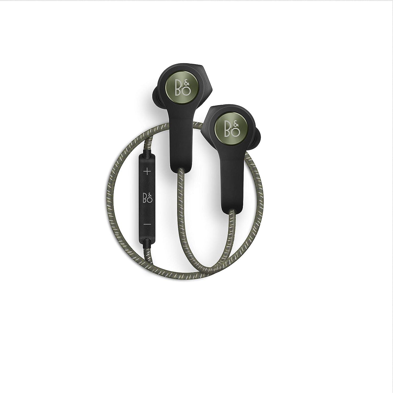 Bang & Olufsen Beoplay H5 Wireless Bluetooth Earbuds - Moss Green