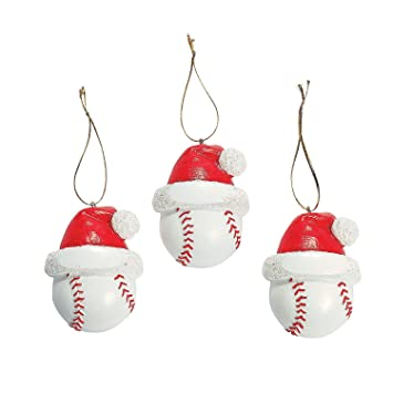 Baseball Christmas Ornaments 1 Dozen - Amazon.com: Baseball Christmas Ornaments 1 Dozen: Kitchen & Dining