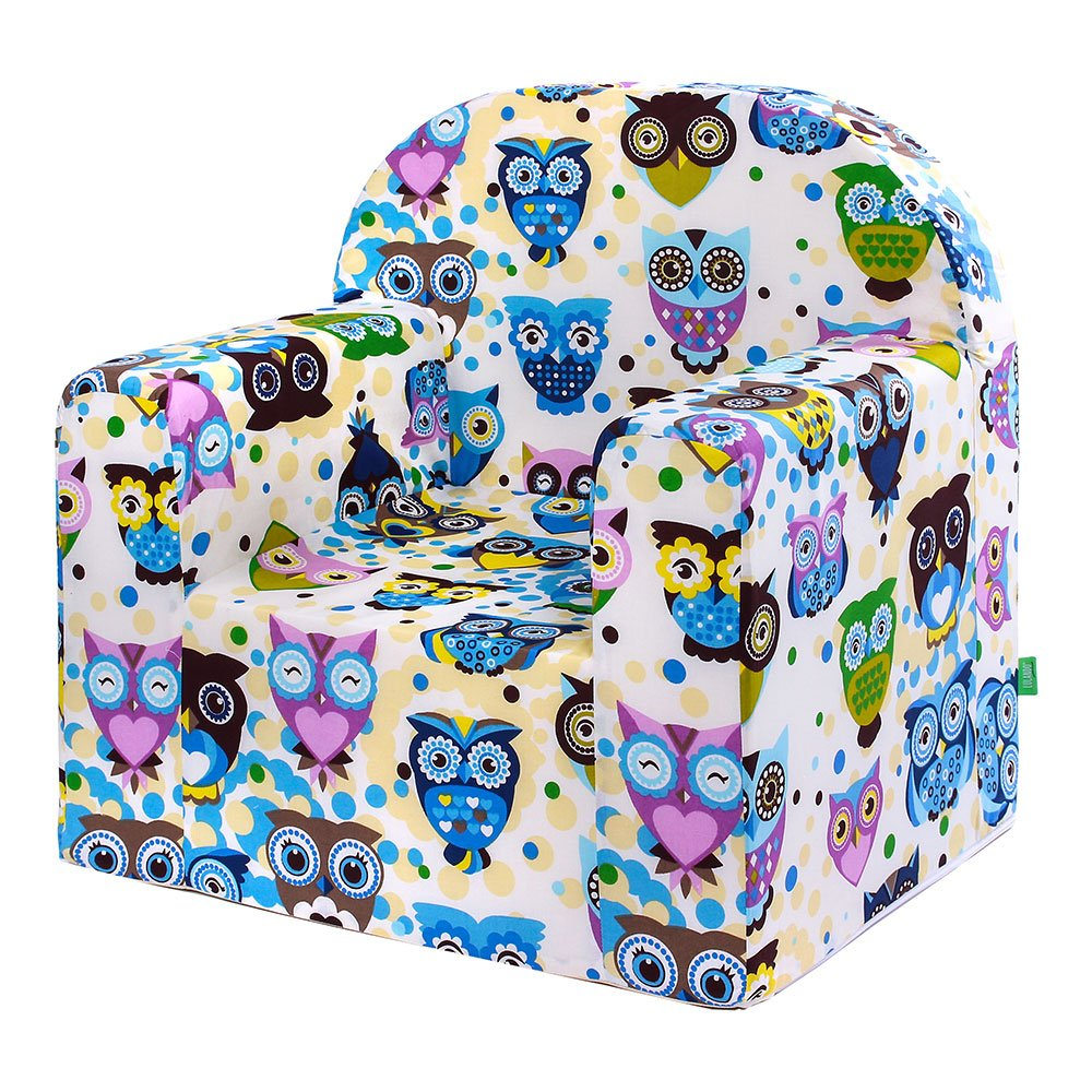 Lulando Classic Kids Armchair, Children's Furniture for playroom and Children's Room MOLEO Sp.z o.o. M00008501