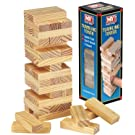 My Traditional Games Tumbling Tower 48 Wooden Pieces