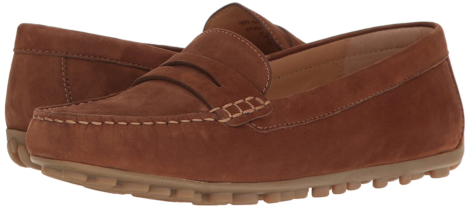ECCO Womens 370833/02471 Penny Loafer