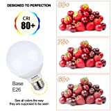 G25 LED Bulb, Aooshine 50W Incandescent Bulb