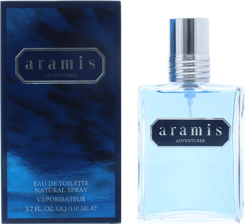 Aramis Adventurer Agua de colonia para hombre en spray, 110 ml