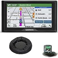 Drive 60LM GPS Navigator (US) - 010-01533-0C Bundle Universal GPS Navigation Dash-Mount
