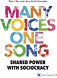 Many Voices One Song: Shared Power With Sociocracy (English Edition)