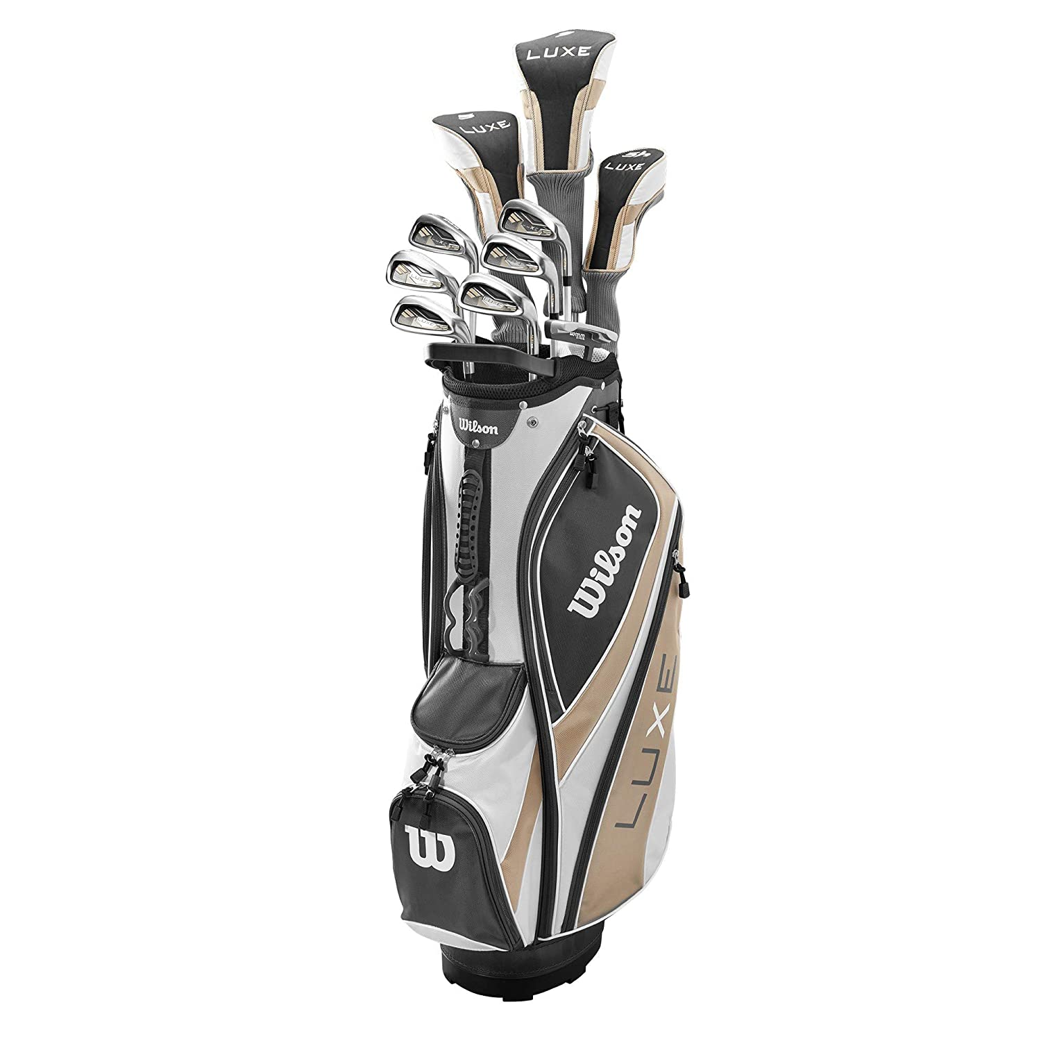 Wilson Luxe Golf Packageset レディース 右手