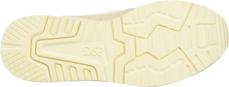 ASICS Damen Gel-Lyte Iii Sneakers Beige (Cream / Cream)