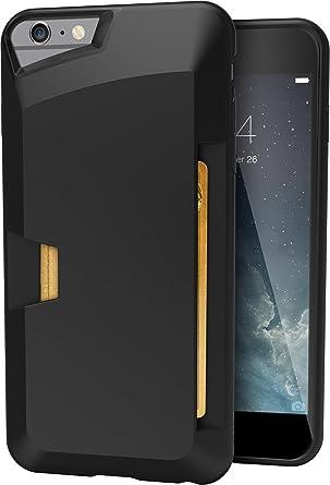 Amazon.com: Funda tipo cartera para iPhone 6 Plus ...