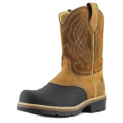 Ariat Whirlwind Cowboy Boot Women Caramel Brown Waterproof Leather world wide renown