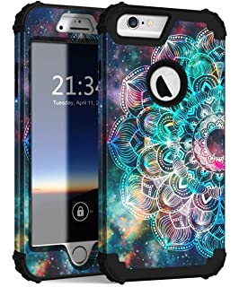Amazon.com: iPhone 6S Plus Case, iPhone 6 Plus Case, Anuck 3 ...