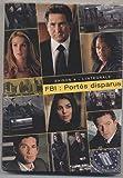FBI : Portés disparus - Saison 4, Coffret 3 DVD