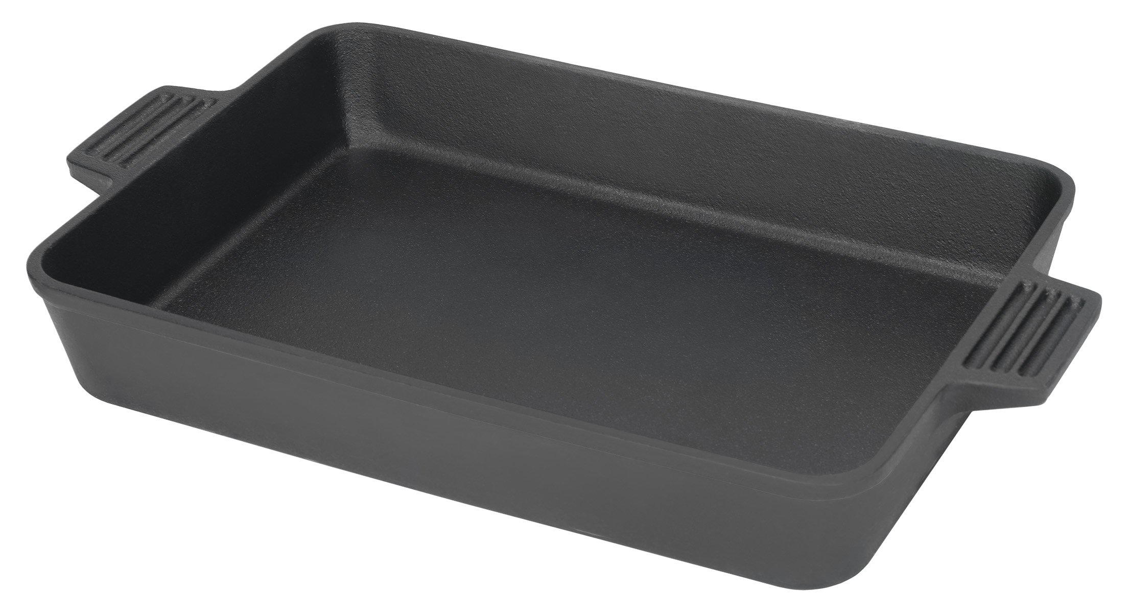 Bayou Classic 7473 Cast Iron Baking Pan, 9 by 13''