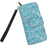 Amazon.com: LOVESHE Nuevo diseño de billetera para ...
