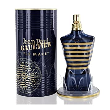 Jean Paul Gaultier Le Male Eau De Toilette Spray (Capitaine Collector Edition) 125ml/