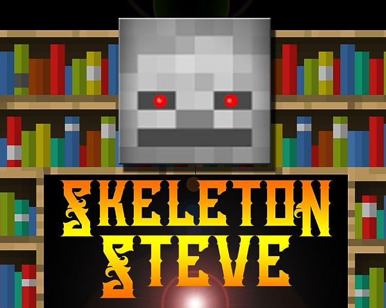 Minecraft Diary of Skeleton Steve the Noob Years - FULL