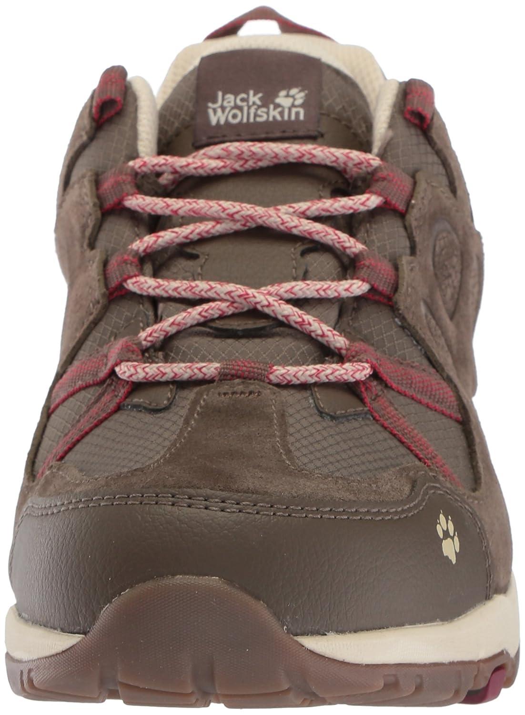 Jack Wolfskin Rocksand Texapore Low W, Scarpe da Arrampicata Basse Basse Basse Donna | attività di esportazione in linea  377b73