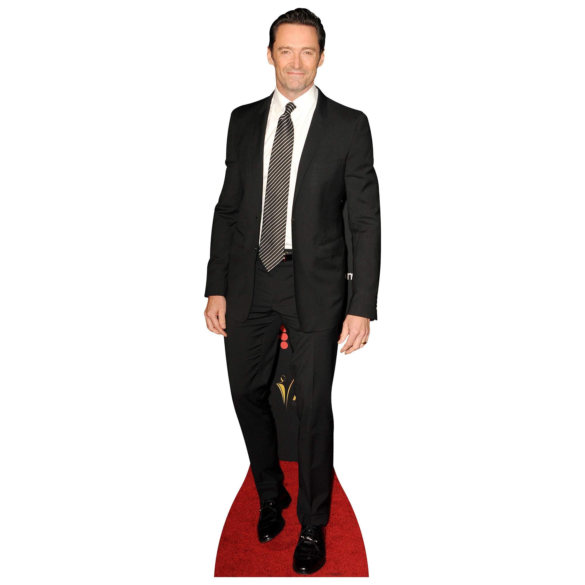 SC2075 Hugh Jackman Cardboard Cutout Standup by Star Cutouts LLC (Image #1)