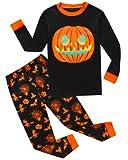 IF Pajamas Halloween Pumpkin Little Boys Pajamas Sets Toddlers Pjs Clothes