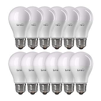 Lumira – Bombilla LED E27, 15 W (equivalente a 100 W), Blanco