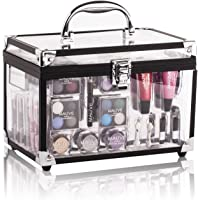 Mixed Beauty Makeup Kit Cosmetic Case Set Eyeshadow Palette Blushes Lip Maùve 10