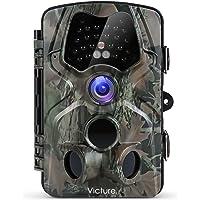 Victure Wild Cámara Foto Trampa 12MP 1080P Full HD Cámara De Caza 120° Amplio Vision INFR arote 20m visión Nocturna Impermeable IP66Vigilancia con 2.4LCD Pantalla