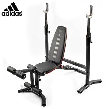 Adidas Olympique Banc De Musculation Avec Réglable De Crapaud