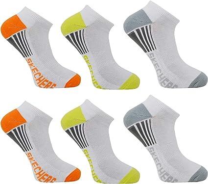 Skechers Mens Trainers Liner socks