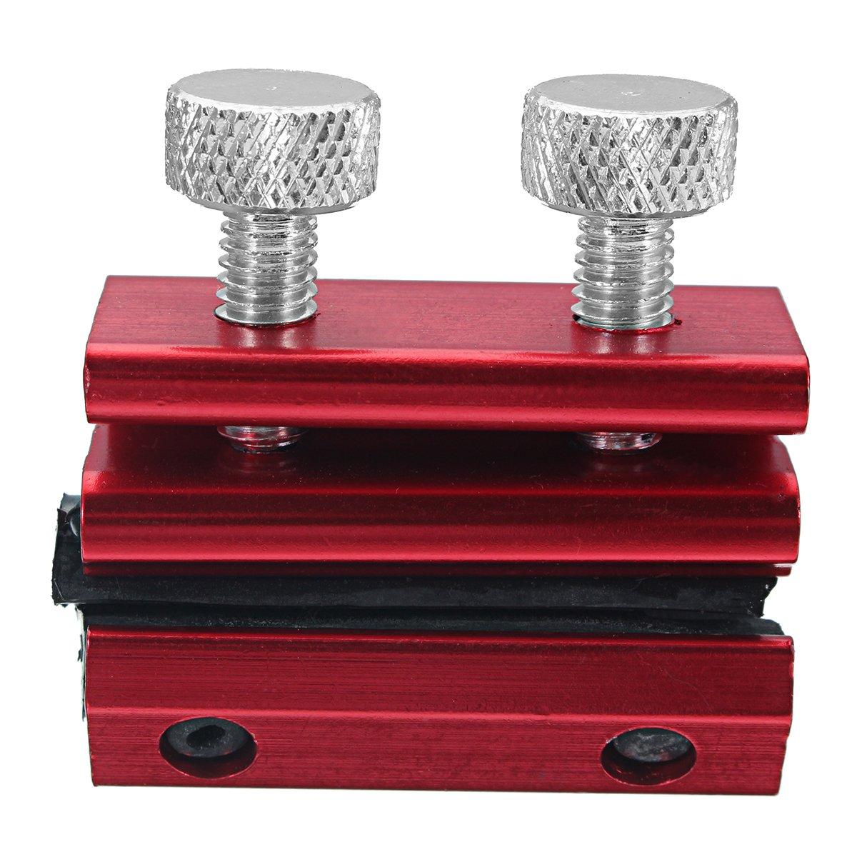 Alamor Universal moto lubrification fil graisseur injecteur c/âble Lube Tool w//2 boulons